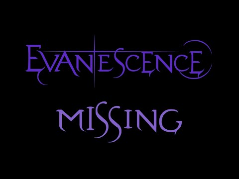 Evanescence-Missing Lyrics (Demo)
