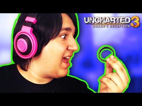 UKRALI SMO PRSTEN ! Uncharted 3: Drake's Deception Remastered - Part.2
