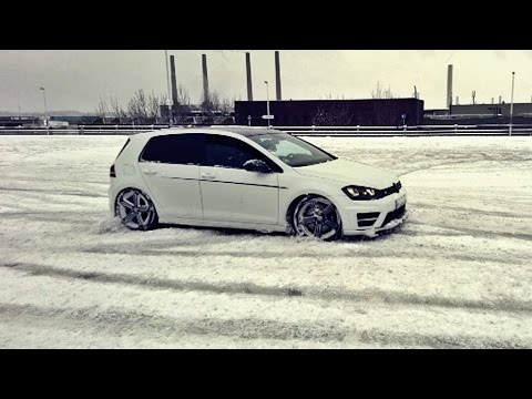 golf 7 r snow drift repeatvid. Black Bedroom Furniture Sets. Home Design Ideas