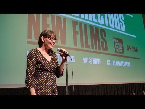 'Evolution' Q&A | Lucile Hadžihalilović | New Directors/New Films 2016