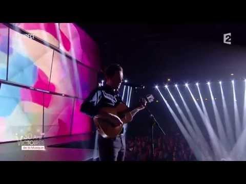 Vianney – « Pas Là » Victoires De La Musique 2015