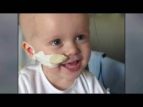 Barncancergalan 2019 - Meja överlevde Inte Sin Leukemi (lång Version)