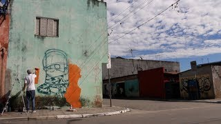 SAMPA GRAFFITI 18 | Ignoto