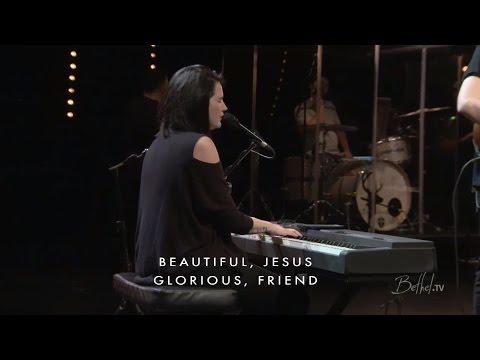 Amanda Cook // New Song Beautiful Jesus, Glorious Friend With Spontaneous Worship