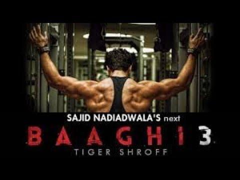 Baaghi 3 Trailer 2019