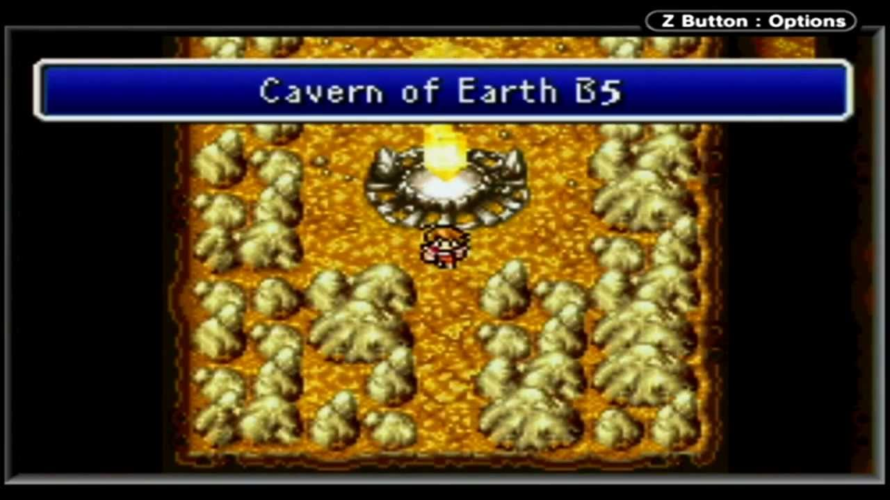 Ff1 Cavern Of Earth Map.Let S Play Final Fantasy 1 Dawn Of Souls Walkthrough Part 7 Lich