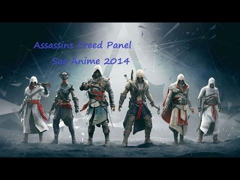 Assassins Creed Cast Q&A Panel SacAnime 2014