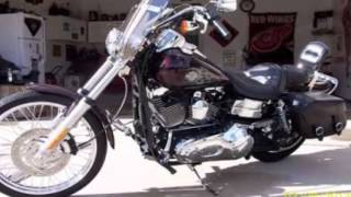 2005 harley davidson dyna wide glide touring in shelby charter township mi