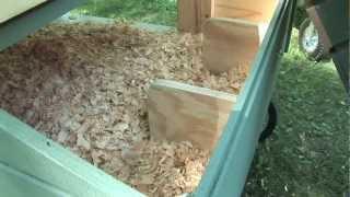 Chicken Coop Interior Set-up & Maintenance | Williams-Sonoma