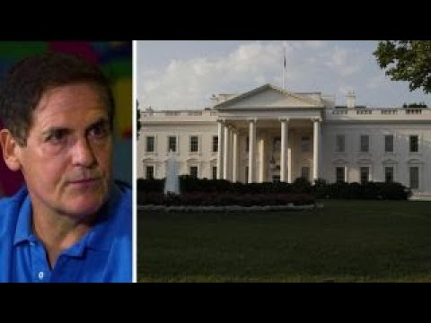 Mark Cuban reveals possible presidential aspirations