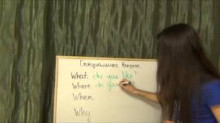 № 17 ШИ  Английский  Специальные вопросы  Грамматика  Уроки с Ириной Шипиловой
