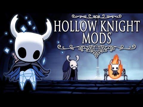 В поисках нормальных модов для Hollow Knight