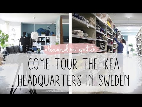 I Toured The Ikea Headquarters In Sweden (And It's Magical)