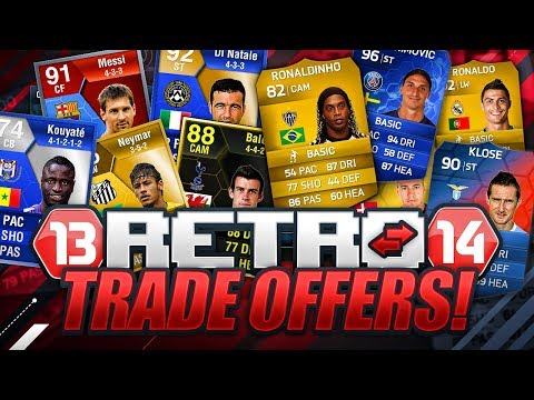 NEW TRADE OFFERS!