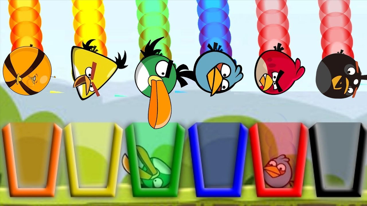 Angrybirds Drink Water 2 - GamesList.Com - Play Free Games ...