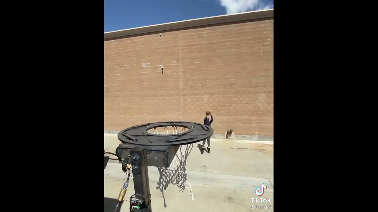 Download Smallest Basketball Rim in the World! 😯