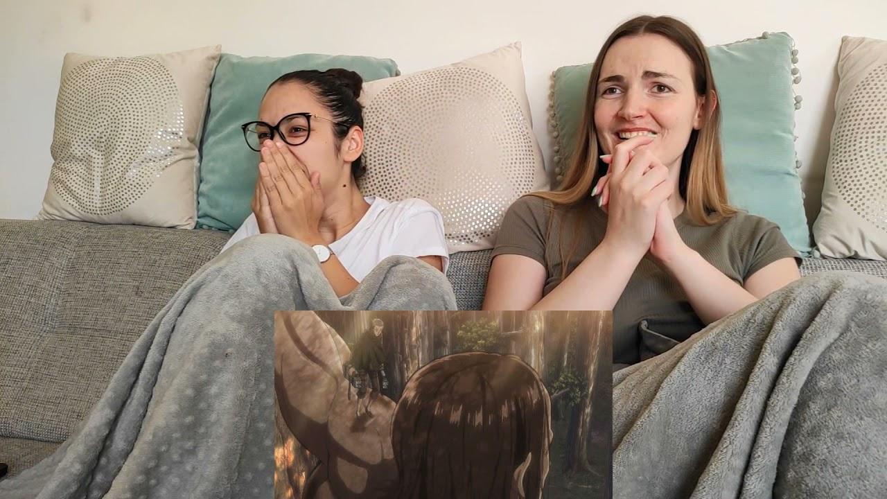 Attack on Titan 2x10 Reaction