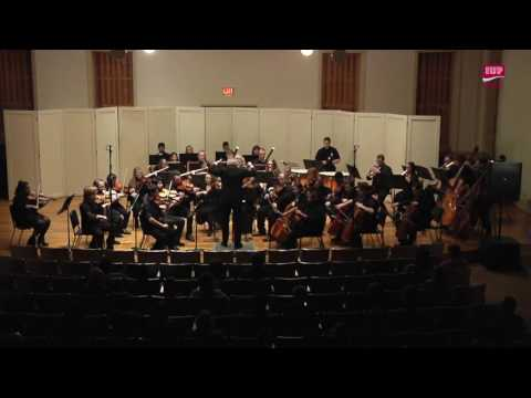 IUP Symphony Orchestra - BORODIN On the Steppes of Central Asia