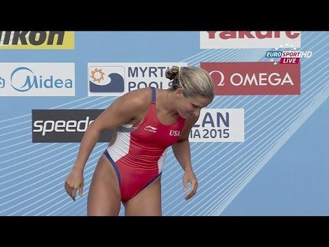 Barcelona2013 Women's 3m synchro preliminary