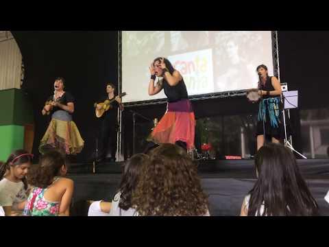 Jacaré (Música: Marina Siqueira e Paula Lisboa / Letra: Teca Barbieri)