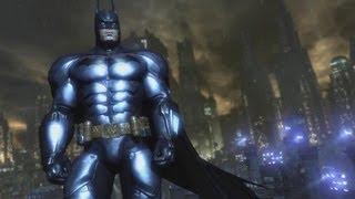 E3 12: Batman: Arkham City: Armored Edition for Wii U