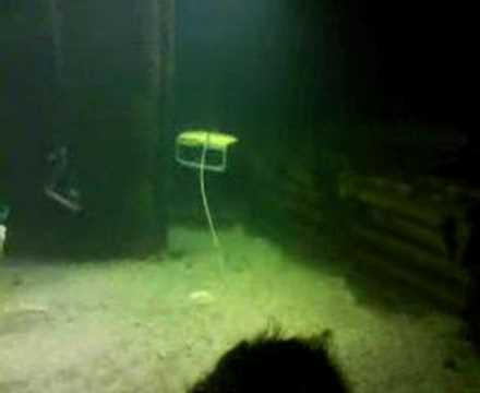 deep sea mad man
