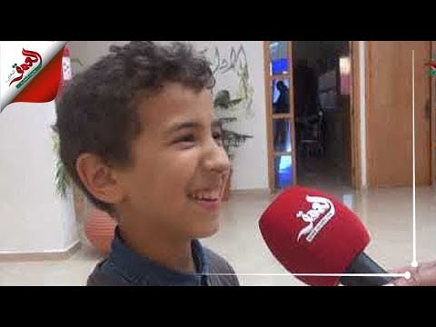 إيدر من تزنيت: طفل في 11 من عمره أبهر العالم بإنجليزيته وتفوقه في البرمجيات
