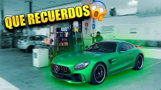 RECORDANDO LA PRIMERA VEZ QUE PROBE EL MERCEDES AMG GTR    ALFREDO VALENZUELA