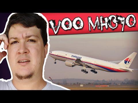 O Mistério do Voo MH370 - ASSOMBRADO.COM.BR
