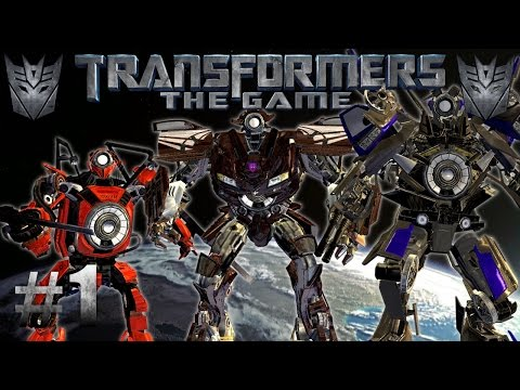 CALLING THE CONS  | Transformers: The Game Decepticon Drones #1