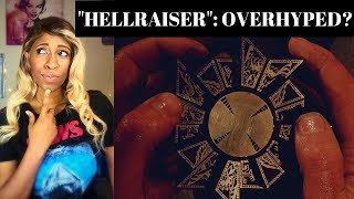 HELLRAISER- Overhyped horror classic? - Review + MAJOR Flaws