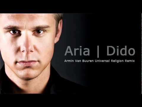 Aria - Dido (Armin Van Buuren Universal Religion Remix)