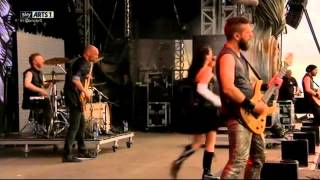 Within Temptation - Download Festiva 2014