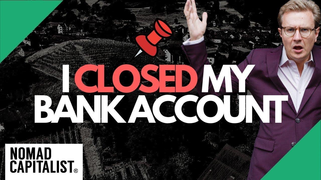 Why I Closed my Liechtenstein Bank Account