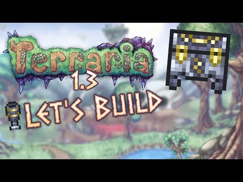 Terraria: Let's Build The Marble Towers
