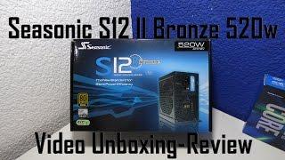 VideoUnboxing-Review SS S12II 520w