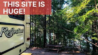 Bandits Roost Campground | Camṗing In Wilkesboro, North Carolina | Full Time RV Family
