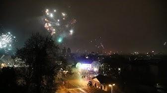 Feuerwerk und Wiener Walzer: So feiert Osnabrück den Jahreswechsel