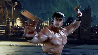 Tekken 7 Marshall Law Arcade Gameplay ULTRA Setting on Asus TUF FX504GE Gaming Laptop GTX 1050Ti