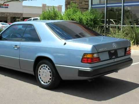 1988 mercedes benz 300 series 2dr coupe 300ce auto for 1988 mercedes benz 300ce