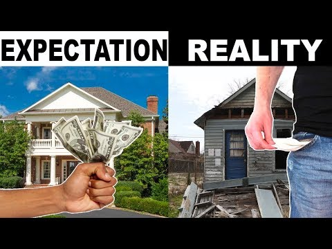 Real Estate Investing for Beginners: Expectation vs Reality