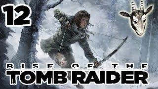 """#12 ● Der Gefängnis-Ausbruch ● """"Rise of the Tomb Raider"""" [BLIND]"""