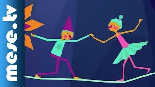Gazdag Erzsi: Mesebolt (mese, rajzfilm, animáció) | MESE TV