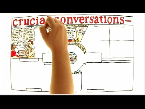 Video Review for Crucial Conversations by Kerry Patterson
