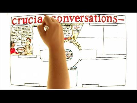 Zo voer je een cruciaal gesprek