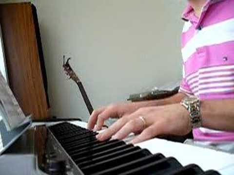 FANTASY - Mariah Carey Keyboard Piano Instrumental