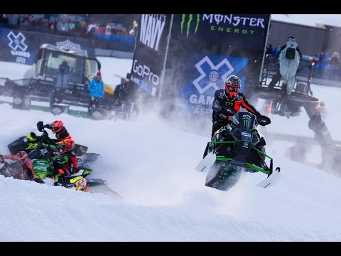 Tucker Hibbert X Games 2016 Snocross Edit