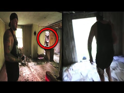 11 Scariest Events YouTubers Ran Away From