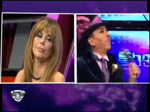 Showmatch 2010 - Alfano y Pachano hablan después de la pelea
