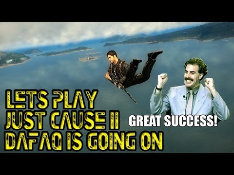 Lets Play - Just Cause 2  | Random Montage |